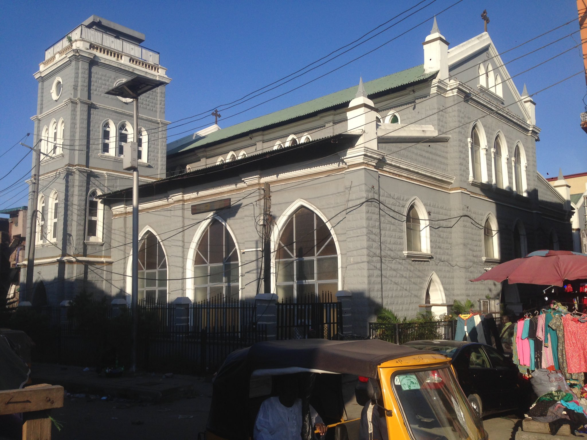 Holy Trinity Anglican Church Ebute Ero