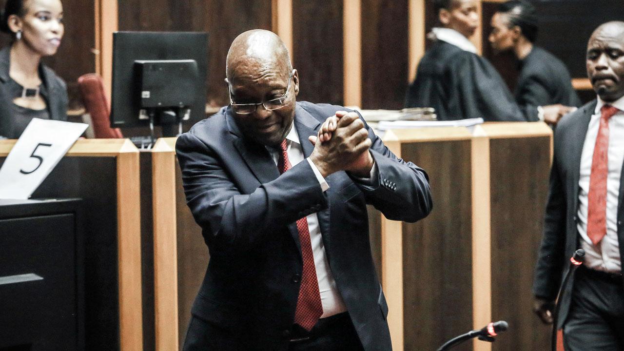 South Africa's Zuma snubs graft trial, medical status under scrutiny