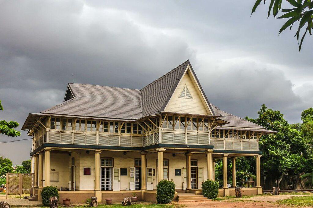 Jaekel-House