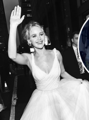 Jennifer Lawrence and Cooke Maroney's wedding