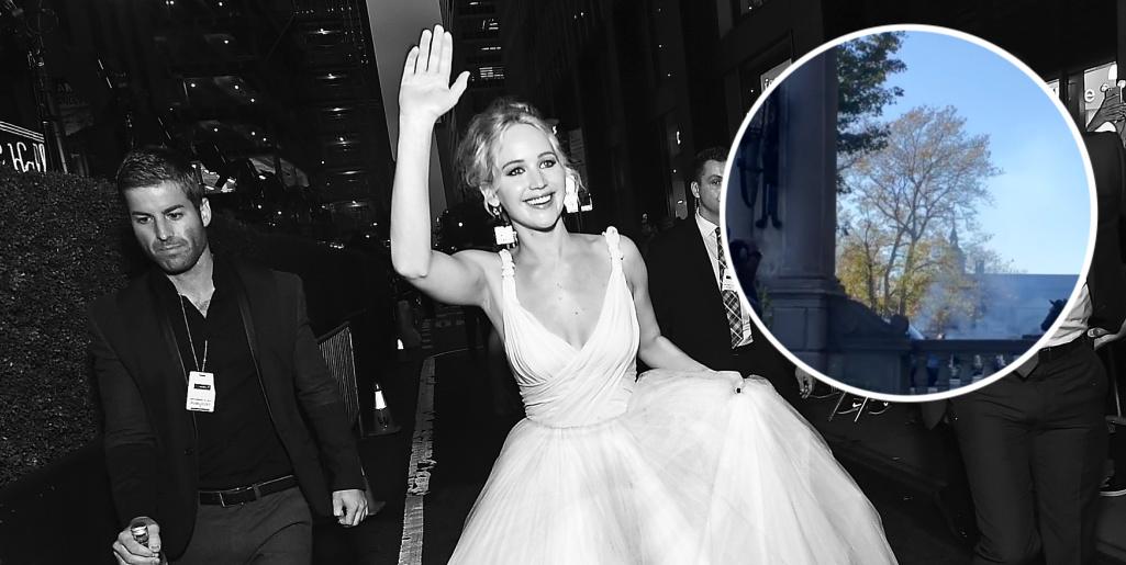 Inside Jennifer Lawrences Engagement Party With Fiance