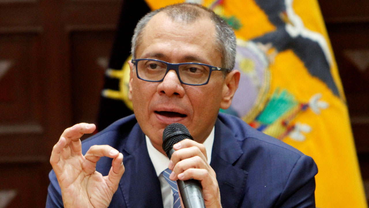 Ecuador court upholds ex-vice president's prison sentence