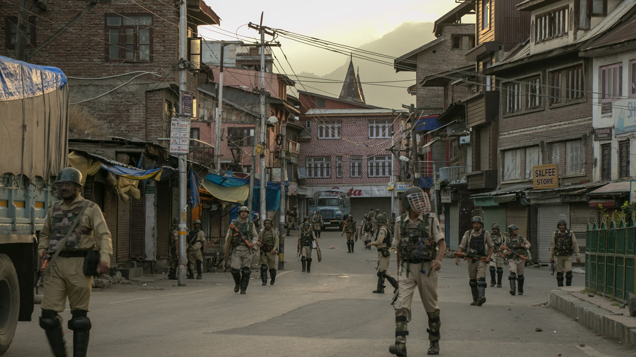 Two months of misery in Indian Kashmir