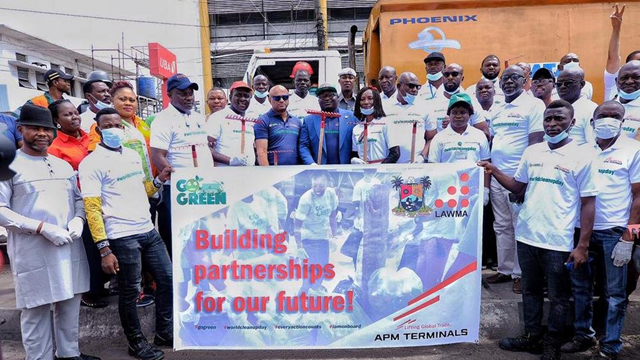 'Ports users deserve clean, healthy environment'