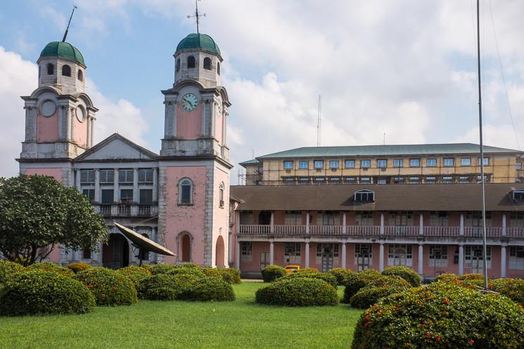 Lagos Colonial Secretariat Lagos