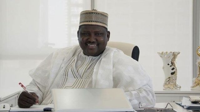Fleeing Maina arrested in Niger Republic