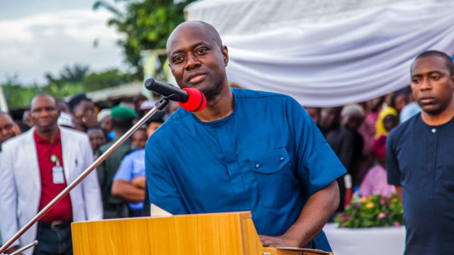 Makinde berates those seeking to divide Oyo people with religion - Guardian