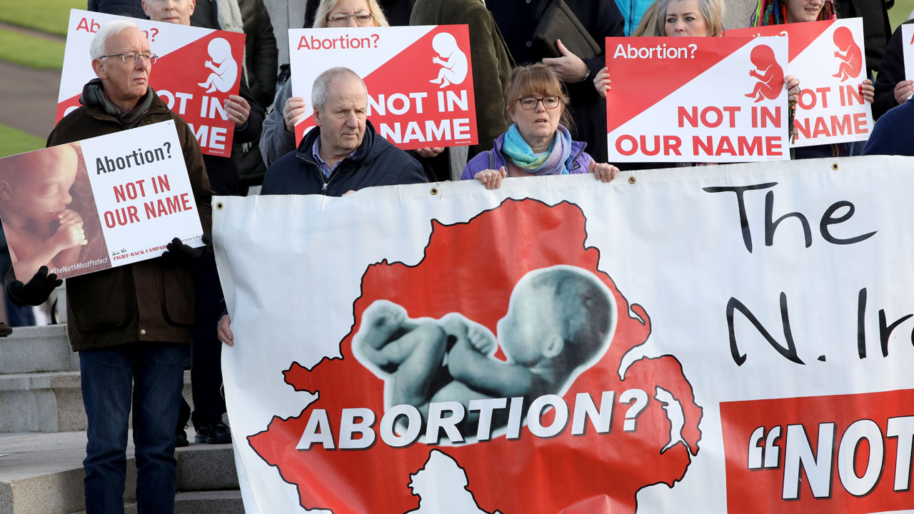 North Irish lawmakers sit to oppose abortion reform | The Guardian Nigeria News - Nigeria and World News