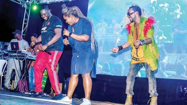World Food Day: Celebrities, Others Rock Ofada Rice Festival In Lagos - Guardian