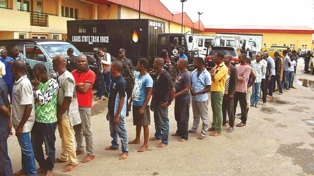 37 traffic offenders sentenced to 100-hour community service in Lagos - Guardian