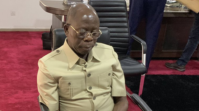 Convene NEC meeting or resign, APC governors tell Oshiomhole
