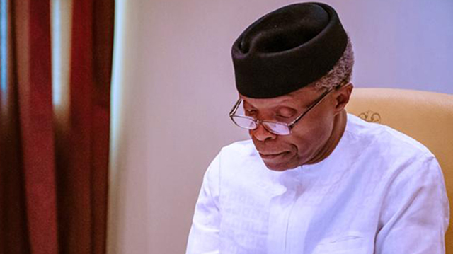 Osinbajo: Discretion is the better part of valour | The Guardian Nigeria News - Nigeria and World News