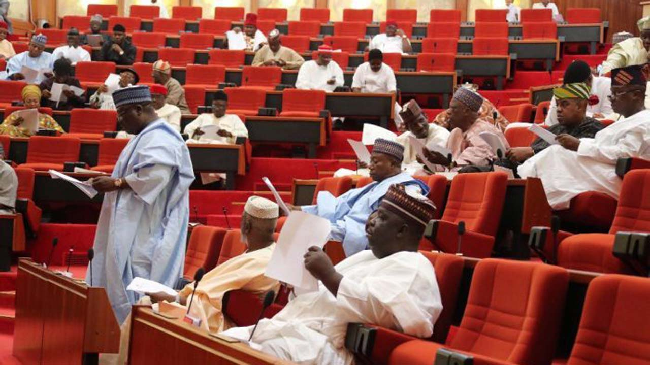 National Assembly is blocking the electronic transmission of election results