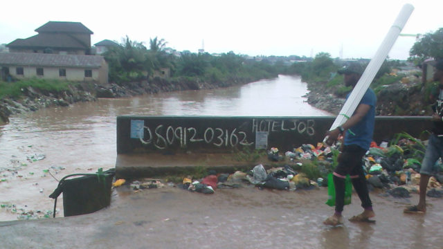 Lagos government warns residents against dumping of dirt in drainage channels - Guardian