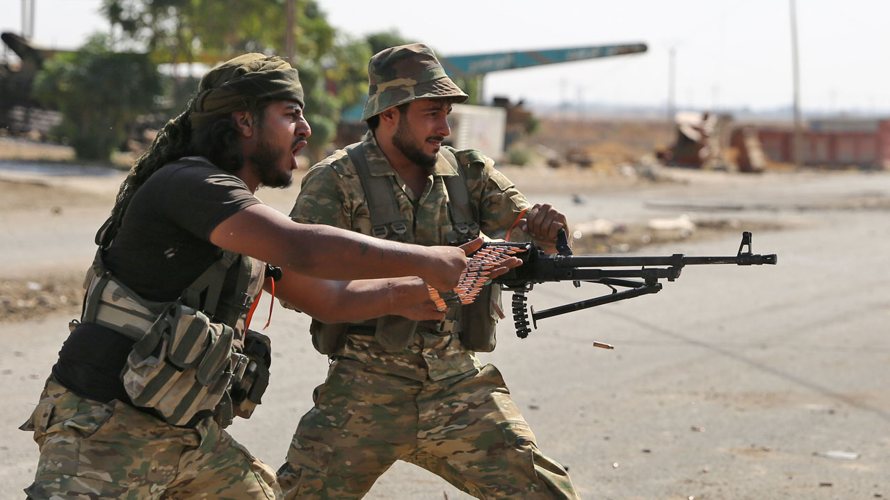 UK suspends arms exports to Turkey over Syria offensive