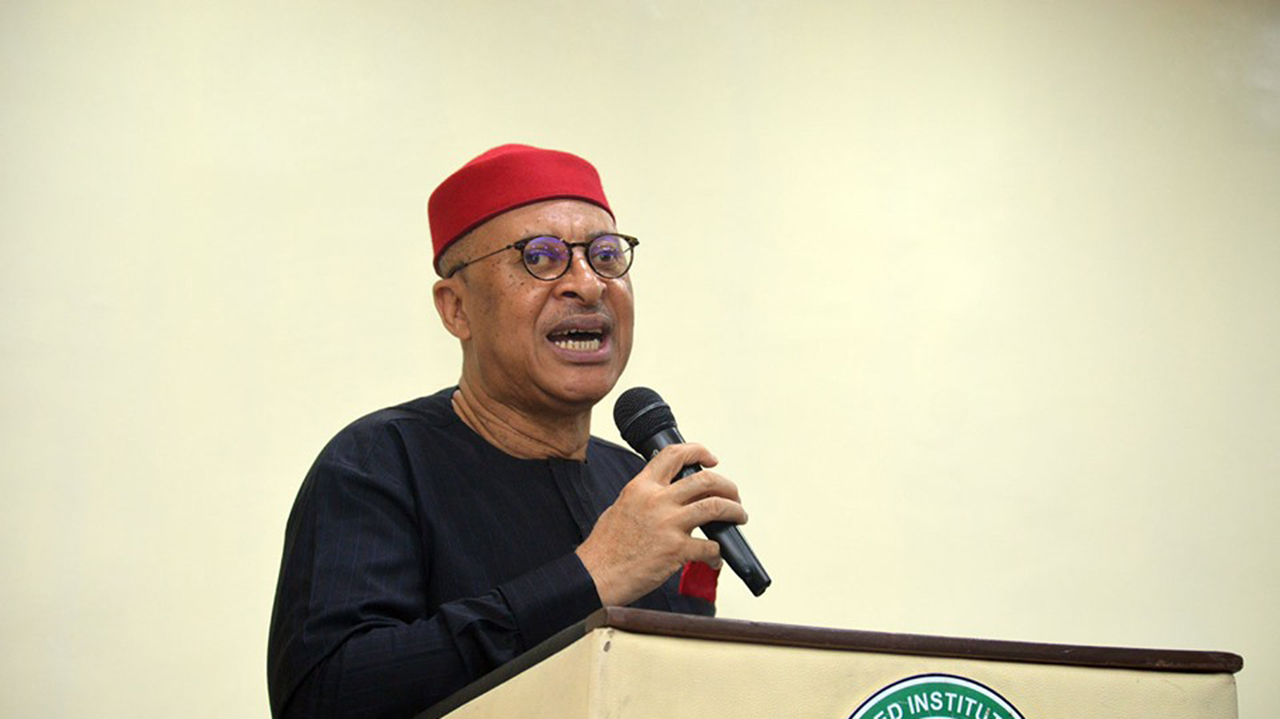 Utomi, Adams task FG on corruption, security | The Guardian Nigeria News - Nigeria and World News
