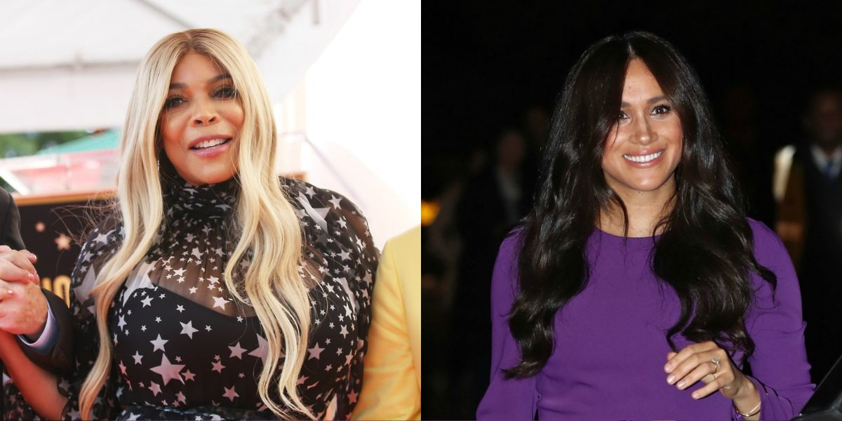 Wendy Williams and Meghan Markle