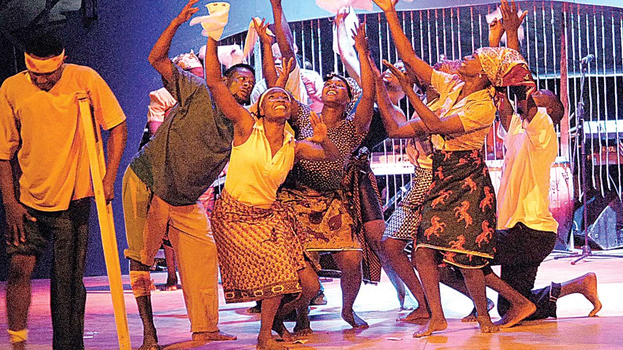 JP Clark's Wives' revolt showcases remedy for social disorder