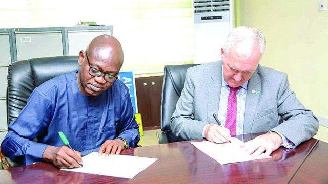 Ogun signs MoU with Britain on urban renewal - Guardian