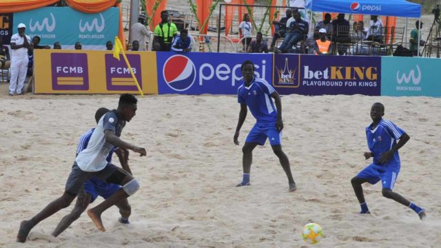 Super Sand Eagles ready for FIFA Beach World Cup, says Ejo - Guardian Nigeria
