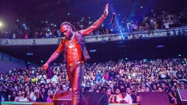 "South Africans Petition Against Burna Boy Headlining ""Africa Unite"" Concert"