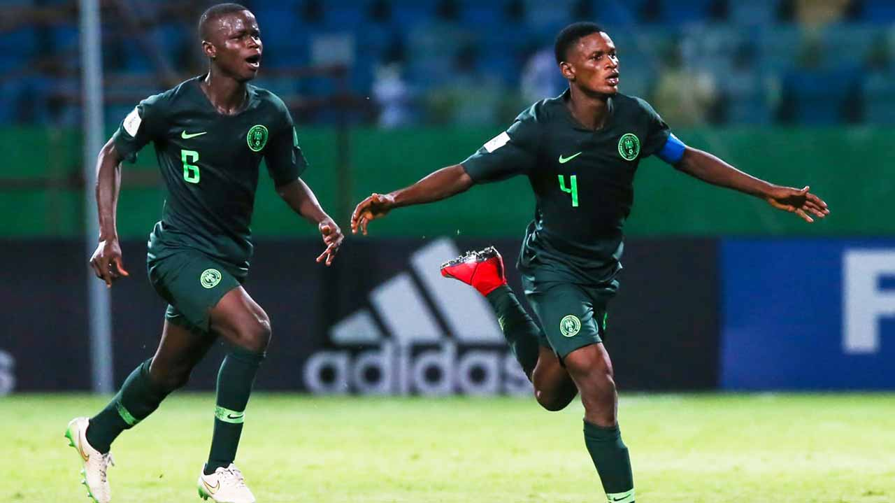 Golden Eaglets crash out of U17 World Cup