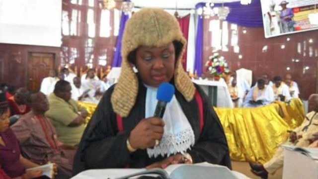 Abducted Imo-born judge regains freedom - Guardian