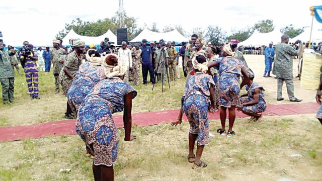 At Omu-Aran day, cultural glitz, colour, glamour fuse - Guardian