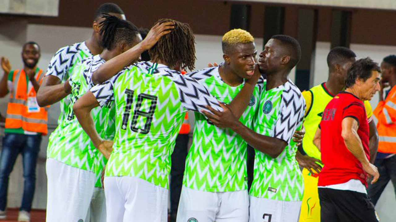 Nigeria Super Eagles Instagram hacked before 2022 FIFA World Cup draw