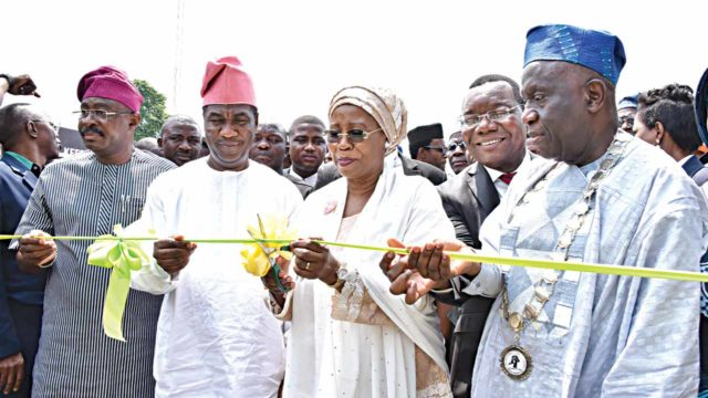 FG drums support for locally produced goods as Lagos Trade Fair begins - Guardian