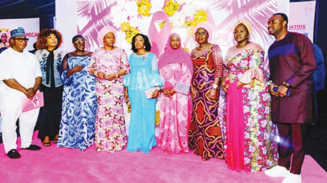 First Ladies unite to fight cancer with Diamond in the Sky - Guardian