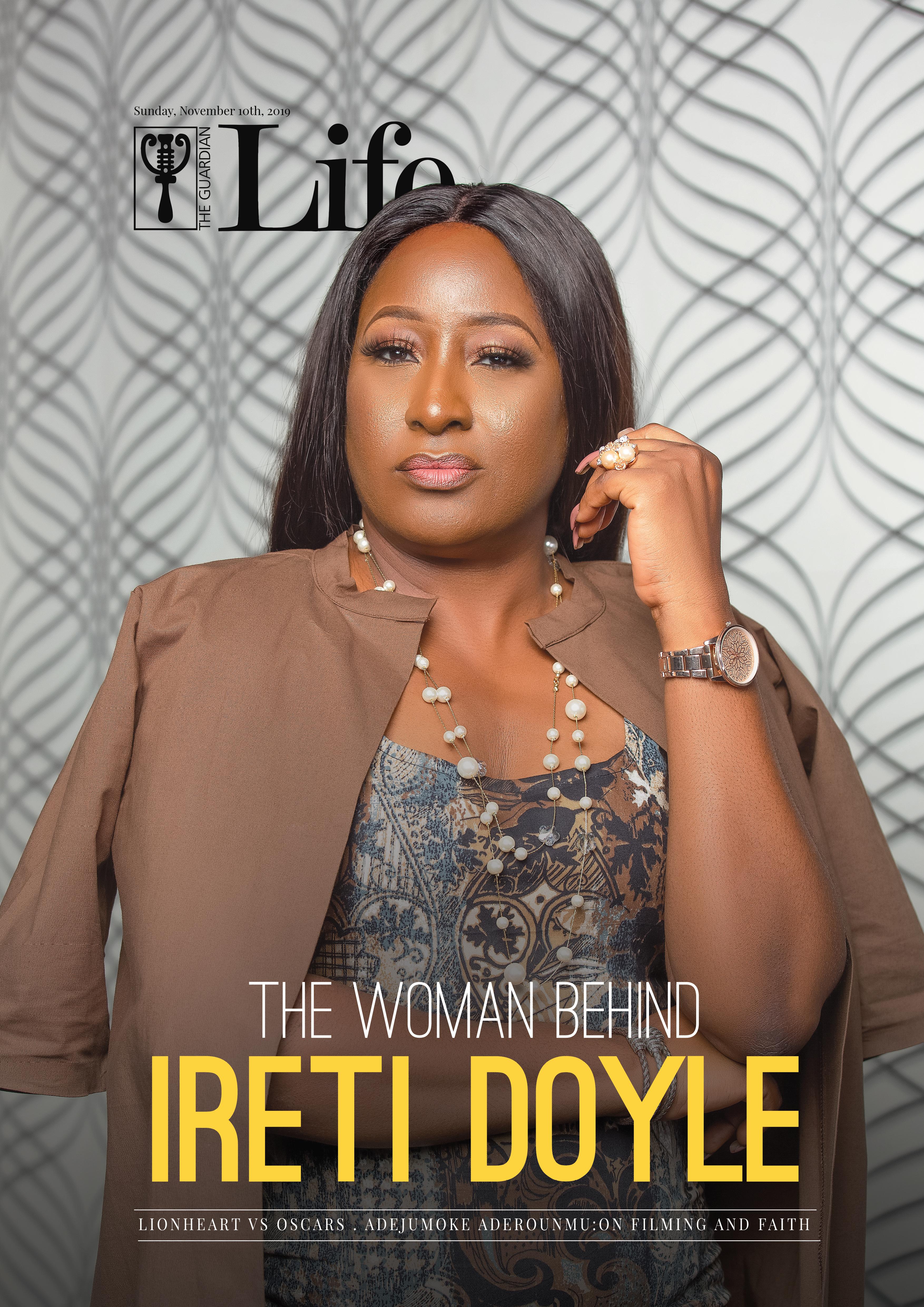 Ireti Doyle