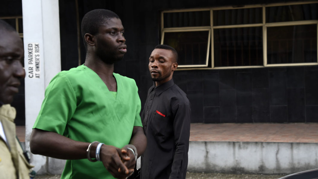 Nigerian serial killer sentenced to death