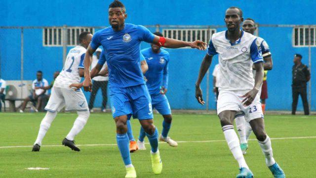 Enyimba's Anaemena replaces Idowu as Eagles arrive in Uyo - Guardian Nigeria