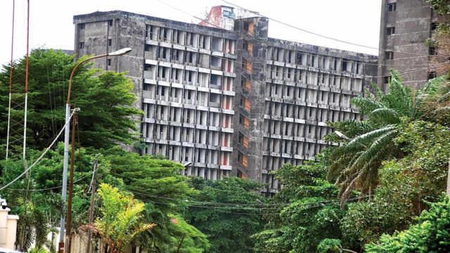 Ikoyi Federal secretariat … Disused monument rotting away - Guardian