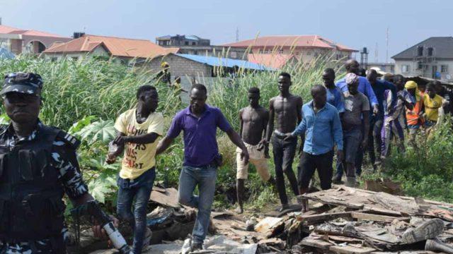 Lagos arrests 19 over alleged land grabbing - Guardian