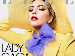 Lady Gaga for Elle USA COVER