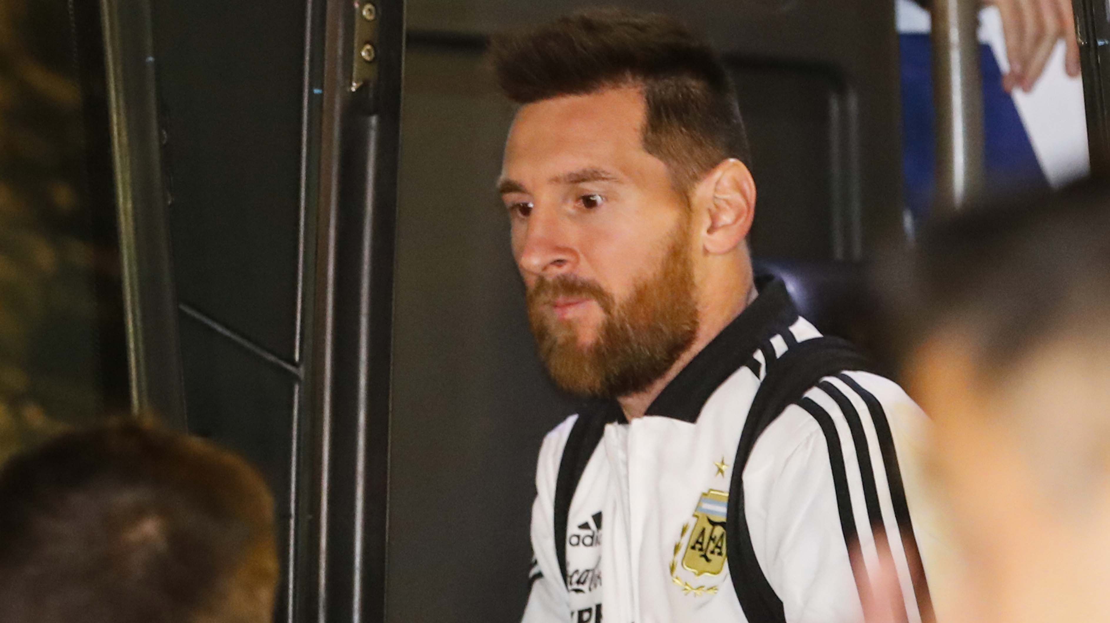 Messi-led Argentina arrive in Israel for Uruguay friendly
