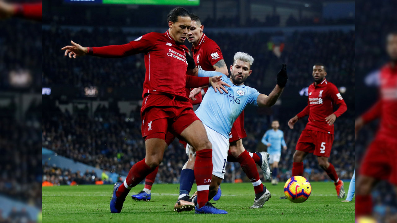 Liverpool v Manchester City: Three key clashes | The ...