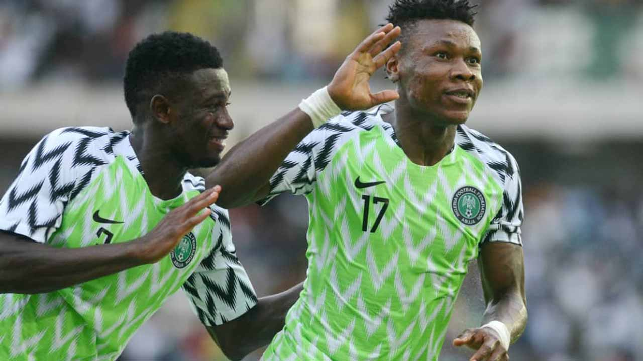 Kalu's magic lifts Eagles over Squirrels of Benin Republic