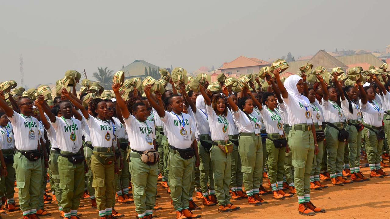NYSC, expelled graduates and dress code controversy