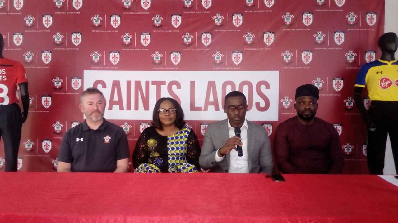 Southampton Fc Open Saint Lagos Academy In Nigeria The Guardian Nigeria News Nigeria And World Newssport The Guardian Nigeria News Nigeria And World News