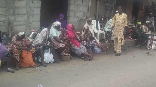 Thriving business of begging in Idi Araba - Guardian