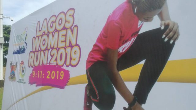 Over 13,000 aim for victory at Lagos Women Run - Guardian