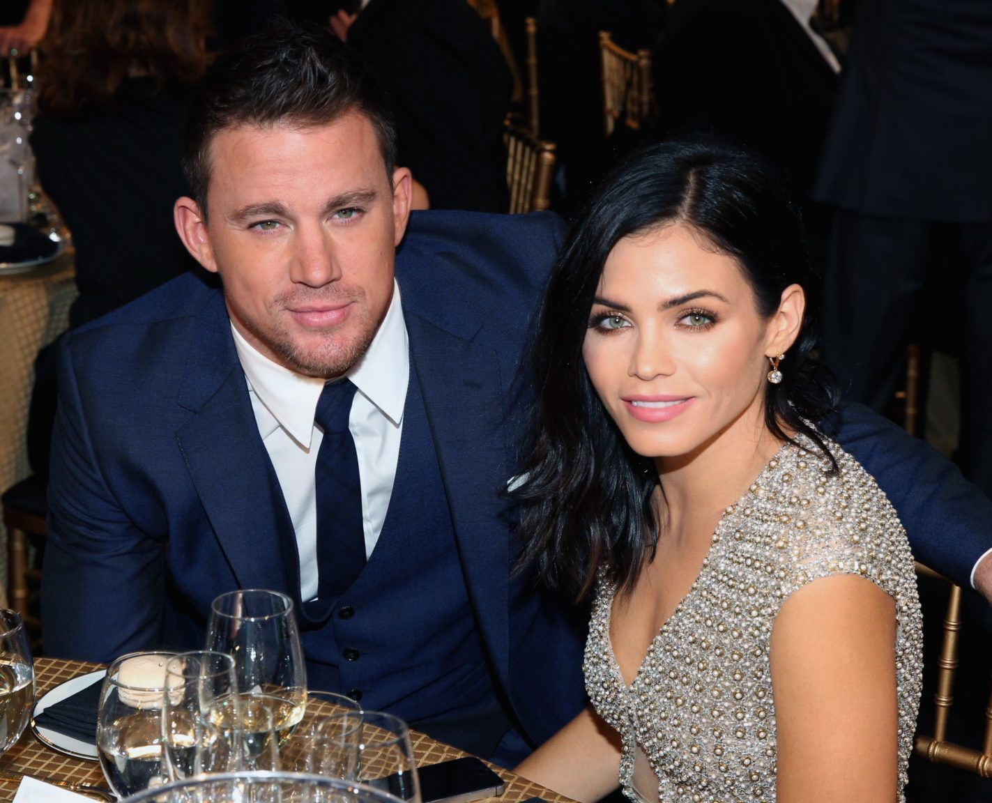 Channing Tatum And Jenna Dewan Officially Divorced
