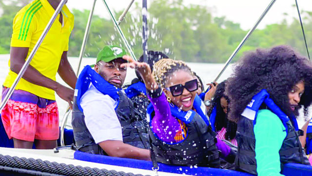 Lifestyle Boat Cruise… Exploring leisure side of Lagos - Guardian