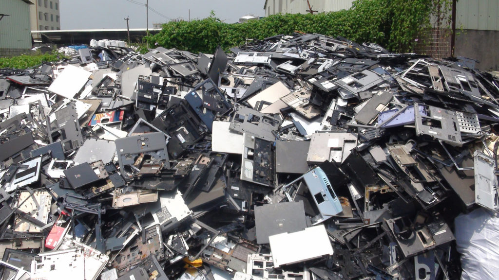 Experts say recycling of e-waste best option
