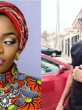 Bisola Aiyeola and Tobi Bakrea