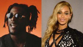 Burna Boy and Beyonce
