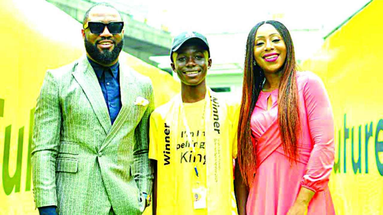 Kid CEO Dreams big, meets Dakore, Praiz